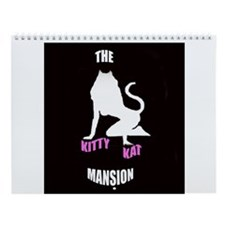 Kitty Kat Wall Calendar