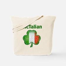 McTalian Distressed Tote Bag