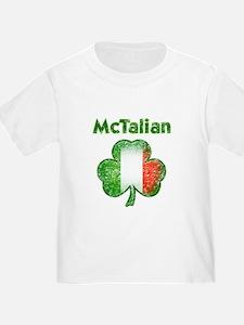 McTalian Distressed T