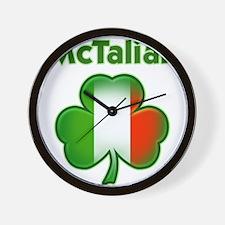 McTalian Wall Clock