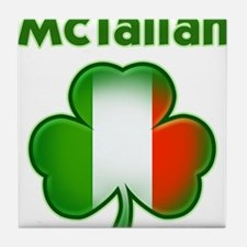 McTalian Tile Coaster