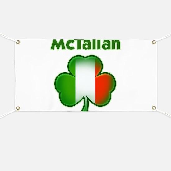 McTalian Banner