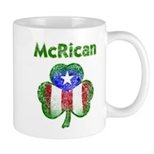 McRican distressed Mug