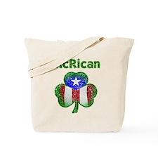 McRican distressed Tote Bag