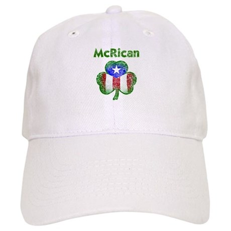 McRican distressed Cap