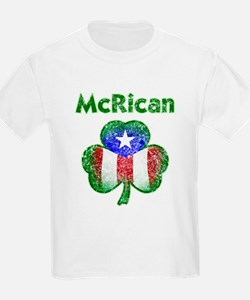 McRican distressed T-Shirt