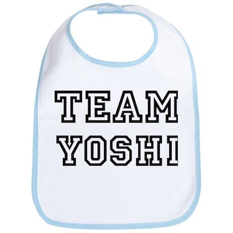 Team Yoshi Bib