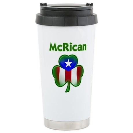 McRican Stainless Steel Travel Mug