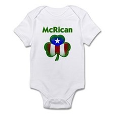 McRican Infant Bodysuit
