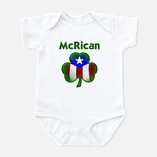 McRican Infant Bodysuit