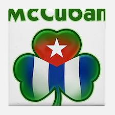 McCuban Tile Coaster