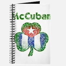 McCuban distressed Journal