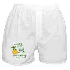 May your pockets... Boxer Shorts