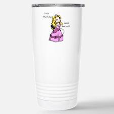 Princess Stainless Steel Travel Mug