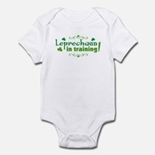 Leprechaun in Training Infant Bodysuit