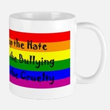 Stop the Hate Mug