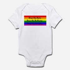 Stop the Hate Infant Bodysuit