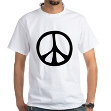 Flowing Peace Sign Shirt
