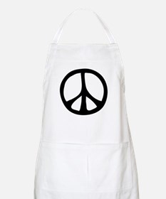 Flowing Peace Sign Apron