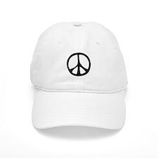 Flowing Peace Sign Baseball Baseball Cap