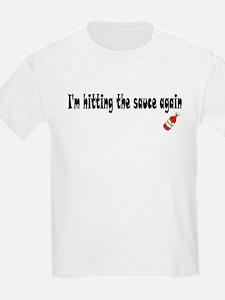 Sauce  Kids T-Shirt