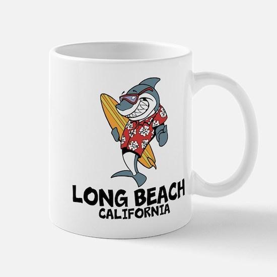 Long Beach, California Mugs