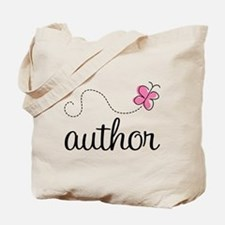 Cute Author Tote Bag