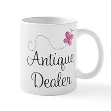 Cute Antique Dealer Mug
