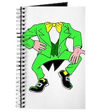 Leprechaun Body Journal