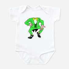 Leprechaun Body Infant Bodysuit