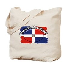 REP. DOMINICANA Tote Bag