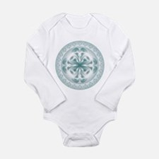 Cute Health and health conditions Long Sleeve Infant Bodysuit