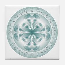 Cute Health health conditions Tile Coaster