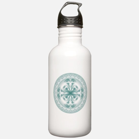 Cool Affirmations yoga Water Bottle