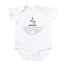 12 Days of Christmas Infant Bodysuit