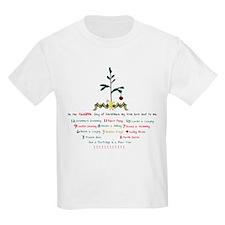 12 Days of Christmas T-Shirt