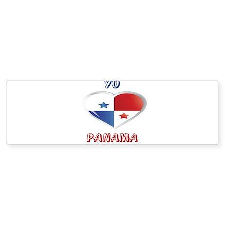 PANAMA Sticker (Bumper)