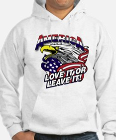 Funny Tea party patriot Hoodie