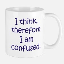I am confused Mug
