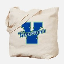 Vancouver Letter Tote Bag