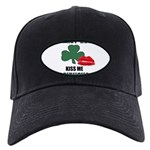 I'M NOT IRISH KISS ME ANYWAYS Black Cap