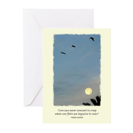 Helen Keller Greeting Card (Pk of 10)