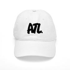 ATL Brushed Baseball Cap