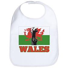 rugby wales Bib