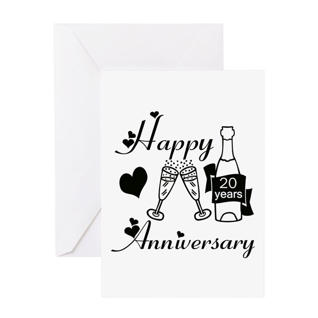 Funny 30th Anniversary Quotes: Anniversary Black And White 20 Greeting Cards By Happy_Couples