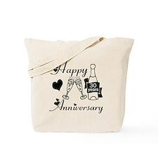 Thirtieth Tote Bag