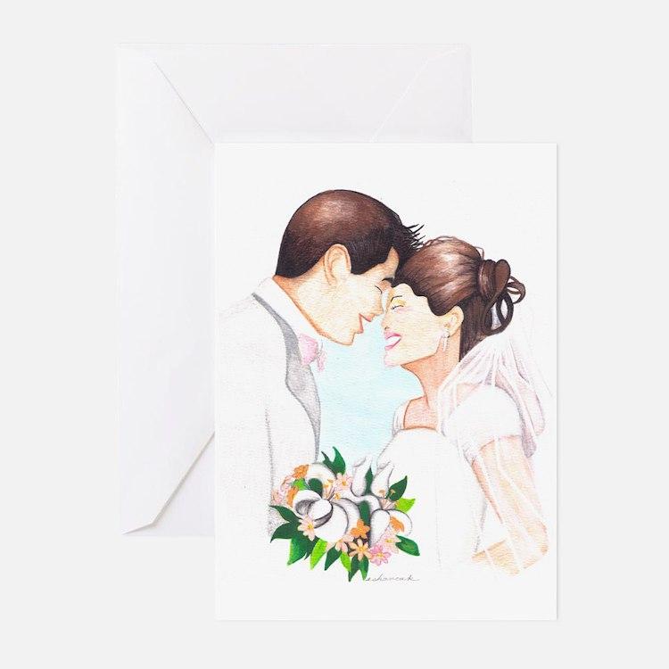 Greeting Cards (Pk of 10): Wedding