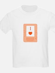 i heart ebooks T-Shirt