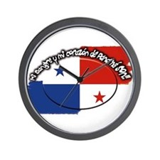 PANAMA Wall Clock