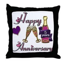 Cute Cupid Throw Pillow